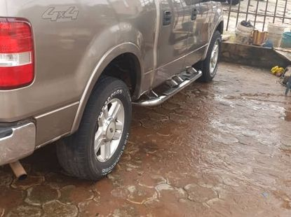Super clean Nigeria Used 2007 Ford F150