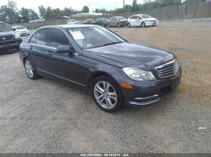 Foreign Used Mercedes-Benz C300 2014 Model