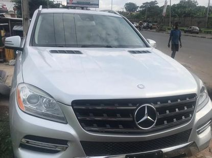 Neat Foreign used 2012 Mercedes-Benz ML350