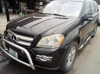 Nigeria Used Mercedes-Benz GL-Class 2007 Model