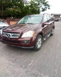 Super Clean Foreign used 2008 Mercedes-Benz GL-Class
