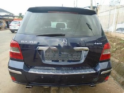 Neat Foreign used 2010 Mercedes-Benz GLK