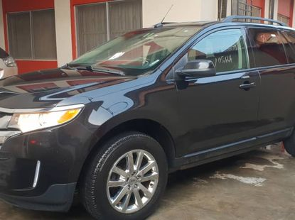 Foreign Used 2013 Ford Edge