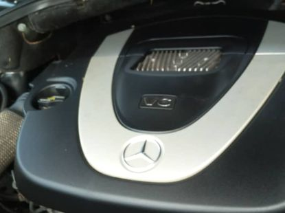 Black Foreign Used Mercedes  Benz GL450 2008 Model for Sale