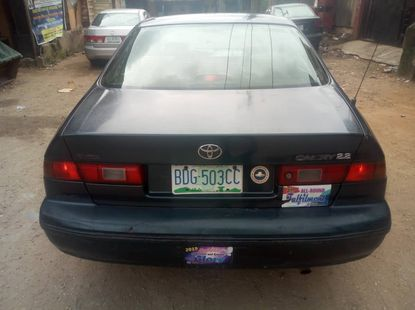 Neatly used Toyota Camry