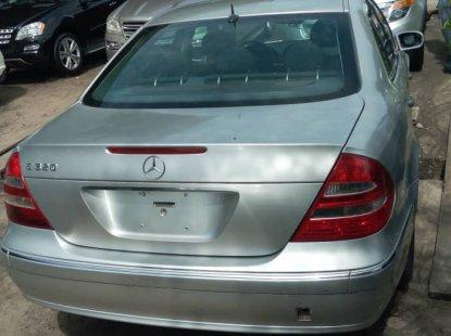 Mercedes Benz E320 2005 MOdel