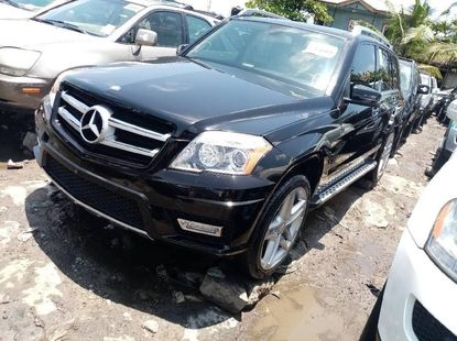 Foreign Used Mercedes-Benz GL-Class 2010 Automatic