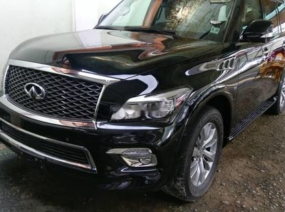 Very Clean Foreign used 2018 Infiniti QX80