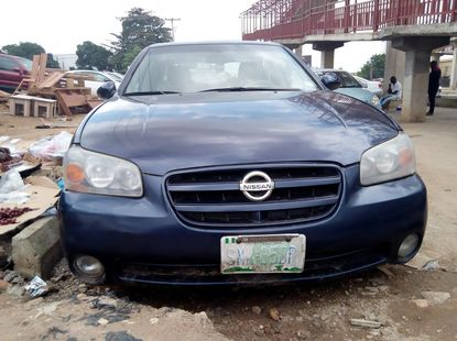 Nigerian Used Nissan Maxima 2003 for sale