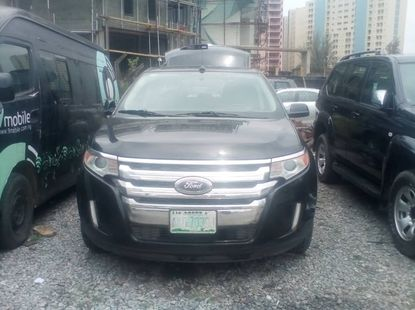 Nigerian Used Ford Edge 2014 in Ikorodu