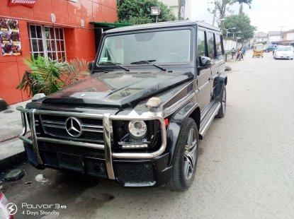 Neat Nigerian used 2006 Mercedes-Benz G63