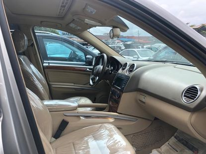 Mercedes Benz ML350 Foreign Used Gold 2008 Model