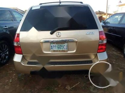 Very Clean Nigerian used Acura MDX 2004