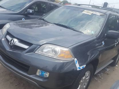 2005 Acura MDX Tokunbo for Sale in Lagos