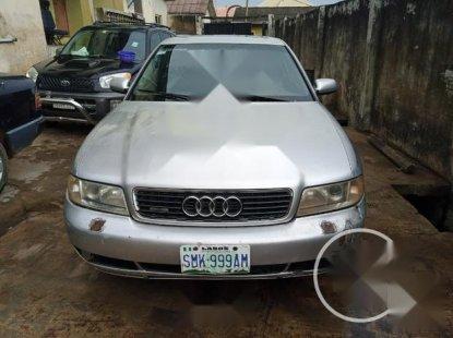 Very Clean Nigerian used Audi A4 Avant 2000 Silver