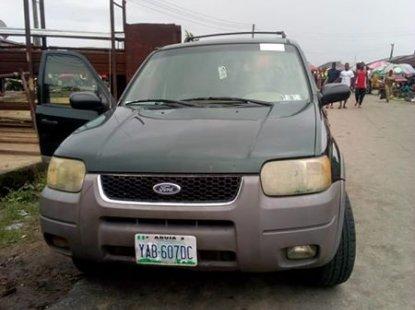 Ford Escape 2003 Used in Nigeria for sale
