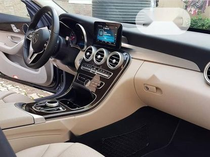 Very Clean Foreign used Mercedes-Benz C300 2017