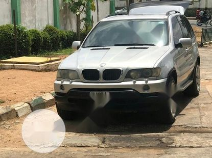 Neat Foreign used BMW X5 2005 Silver