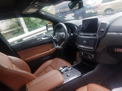Mercedes Benz GLK 350 Foreign Used 2017 Model Black