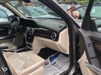 Used Mercedes Benz  GLK350 2013 Tokunbo