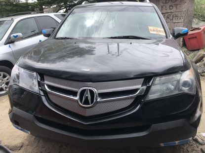 2008 Used Acura MDX Foreign Black for Sale