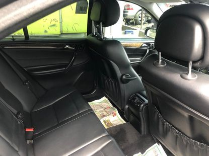 Used Mercedes Benz C240 Foreign 2005 Model Black