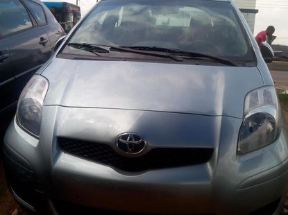 2004 Pontiac Vibe Tokunbo SIlver for Sale in Lagos