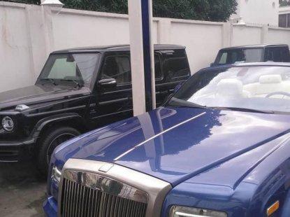 Super Clean Tokunbo Rolls-Royce Phantom 2013
