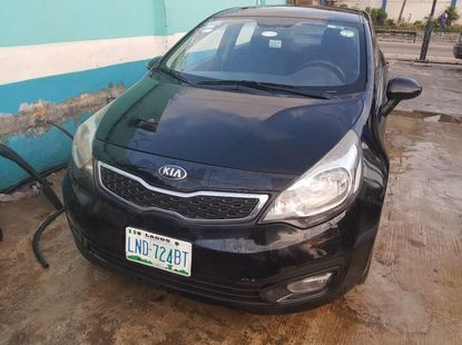 Well Maintained Nigerian used Rio 2014