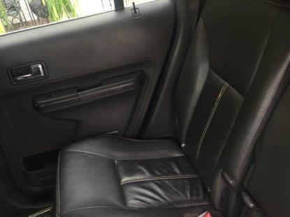 Nigeria Used Ford Edge 2010 Model Black