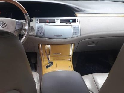 2007 Used Toyota Avalon Nigeria Black for Sale