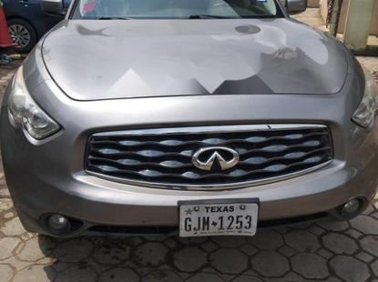Foreign Used Infiniti FX 2011