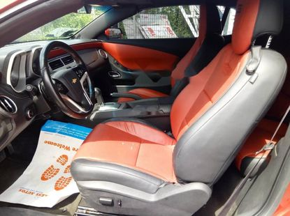 Foreign Used 2015 Chevrolet Camaro for sale in Lagos