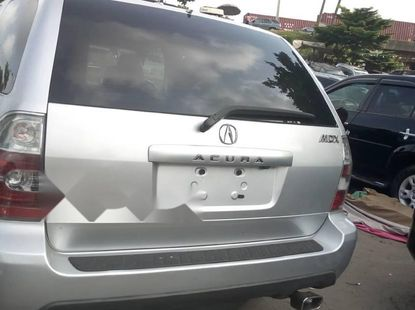 Foreign Used Acura 2006 Model Silver