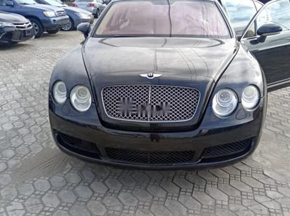 Clean Foreign used Bentley Continental 2007