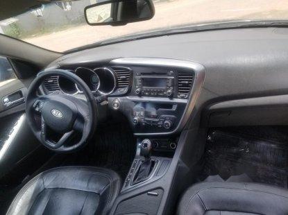 Nigeria Used Kia Optima 2012 Model Grey