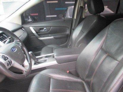 Nigeria Used Ford Edge 2014 Model Black