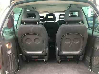 Foreign Used Seat Alhambra 2002 Model Silver