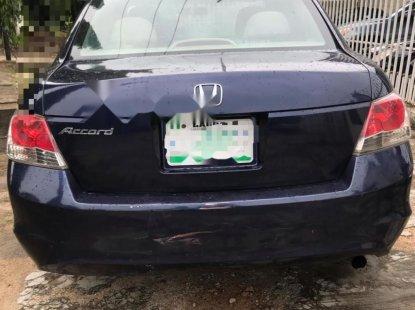 Super Clean Nigerian used Honda Accord 2009
