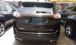 Super Clean Tokunbo Ford Edge 2015