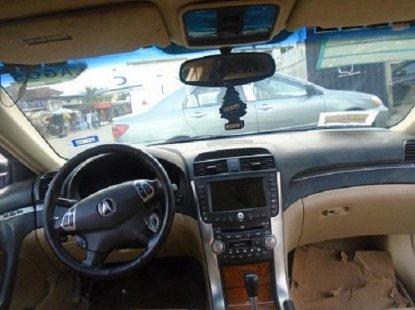 Tokunbo Acura TL 2007 Model White