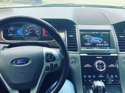 Well Maintained Nigerian used  Ford Taurus 2015