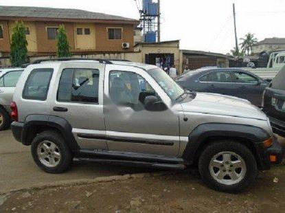 Nigerian Used Jeep Liberty 2007 Automatic