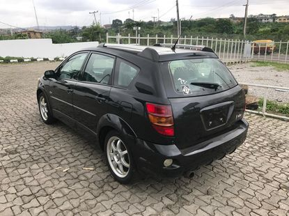 Foreign Used 2005 Pontiac Vibe for sale