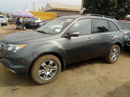 Foreign Used Acura MDX 2007