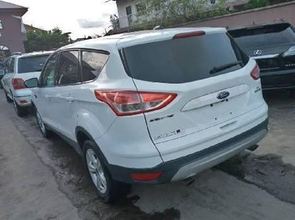 Foreign Used Ford Escape 2015 Model White