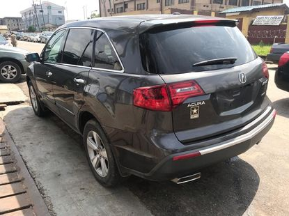Neat Foreign used 2012 Acura MDX