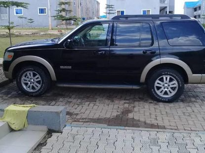 Foreign Used 2008 Ford Explorer for sale in Abuja