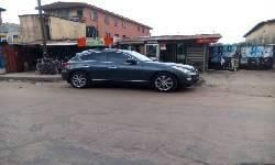 Foreign Used Infiniti EX 2008 Automatic