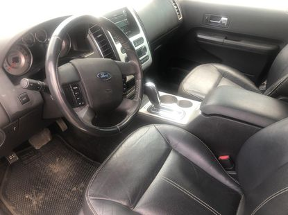 Foreign Used 2008 Ford Edge for sale in Lagos